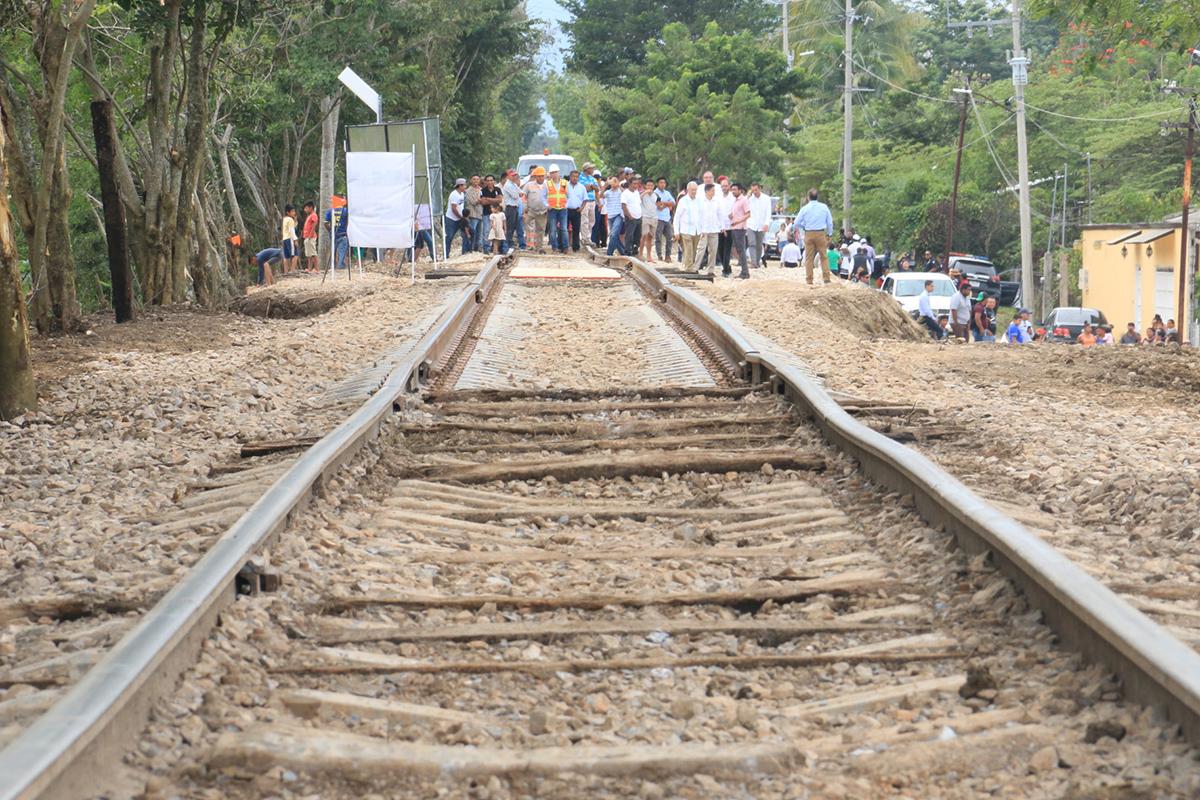 Tren Maya, Chiapas, Palenque, AMLO, Mexicanos Contra la Corrupción y la Impunidad,
