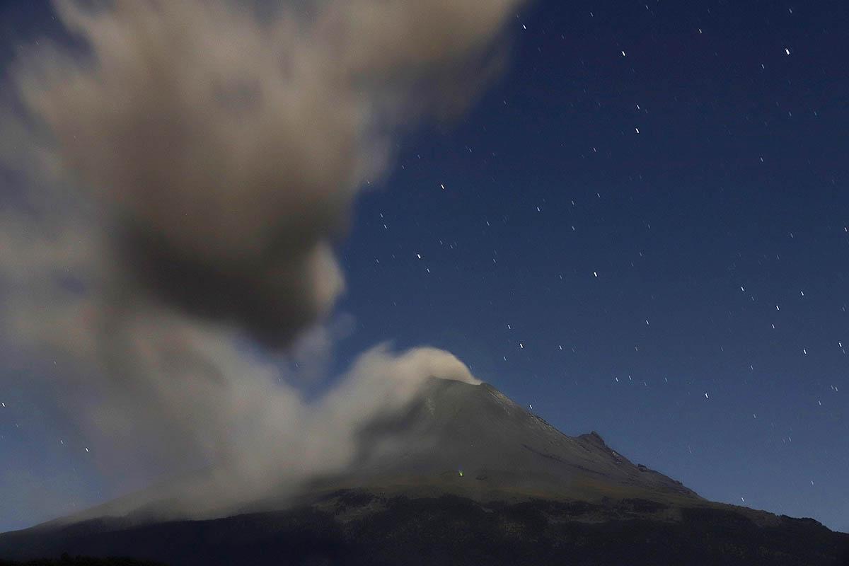 Popocatépetl, Volcán, recomendaciones, Protección Civil, Estado de México, Puebla,