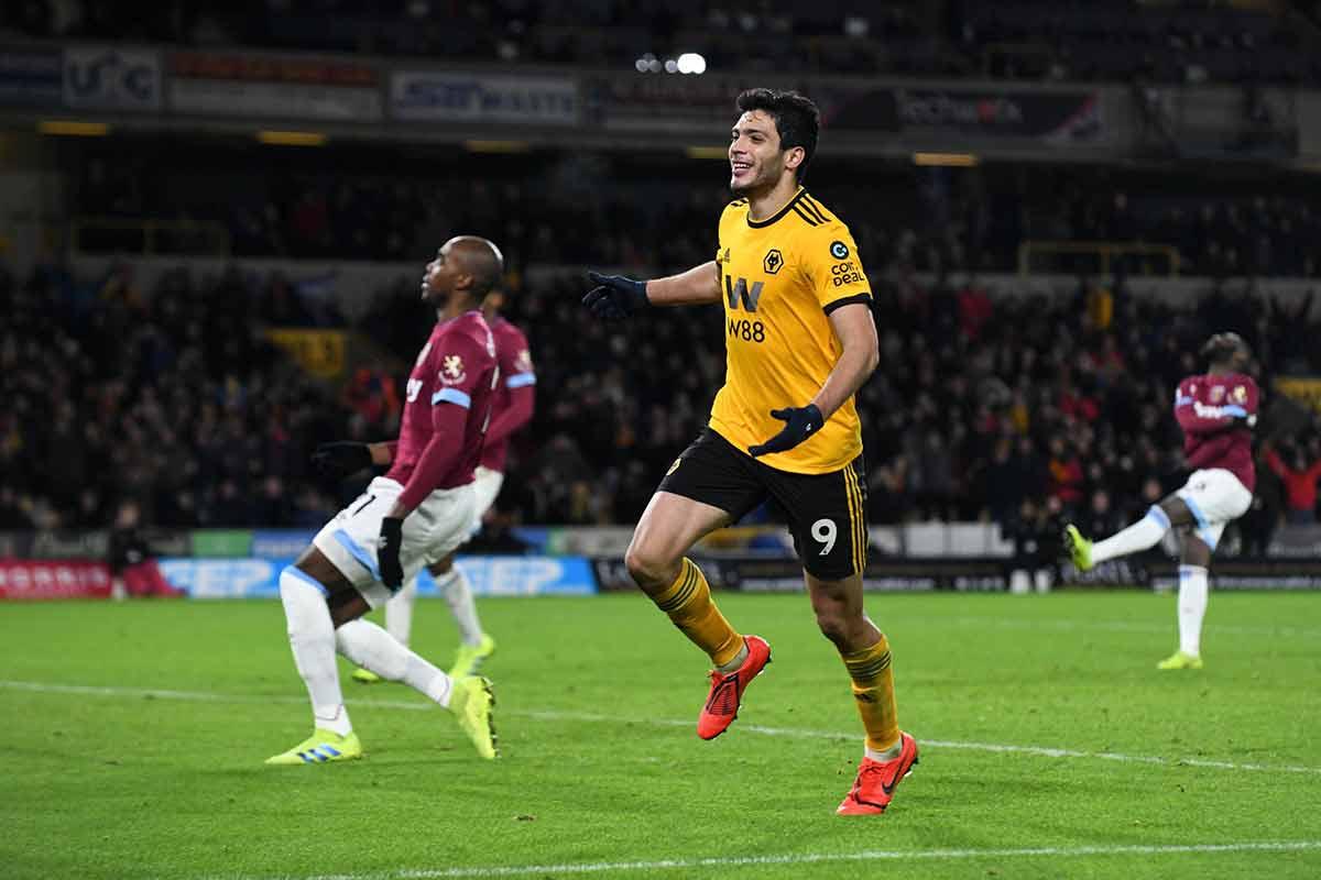 Wolverhampton, Raúl Jiménez, Premier League