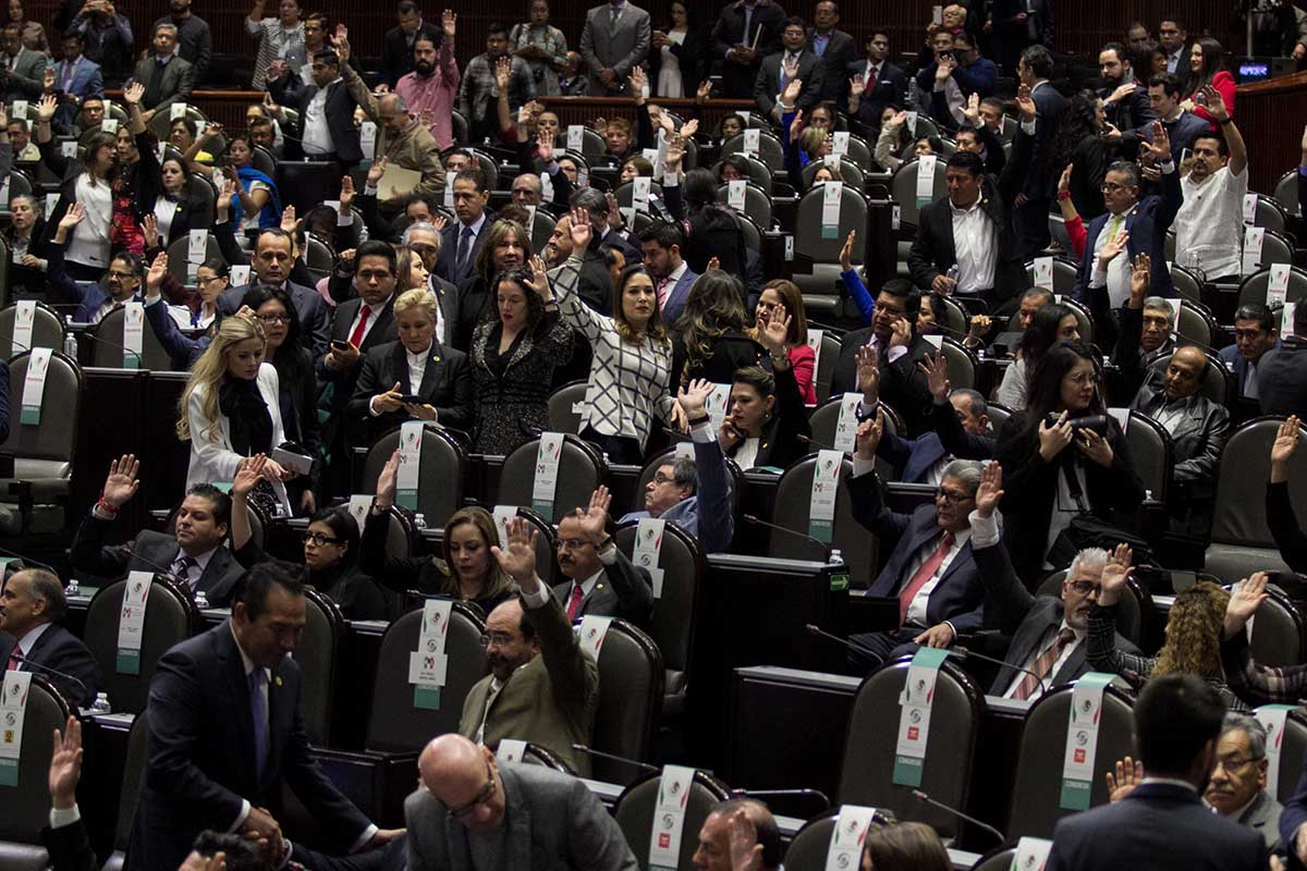 Congreso, Diputados, Senado, Guardia Nacional, Reforma Educativa,