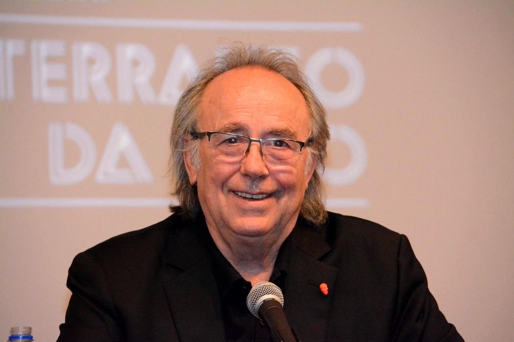 Joan Manuel Serrat/Foto: Ángel Reyes/Siete24