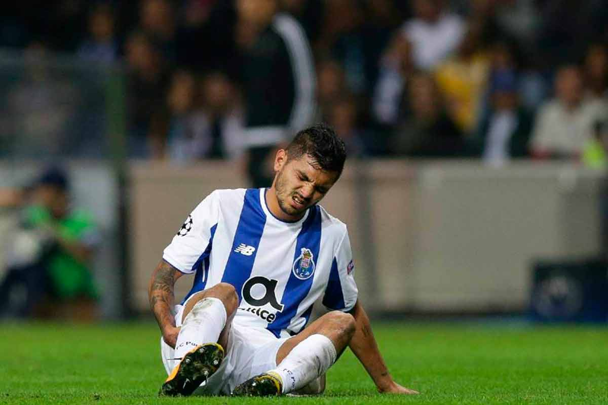 Tecatito Corona, Porto, UEFA, Champions League