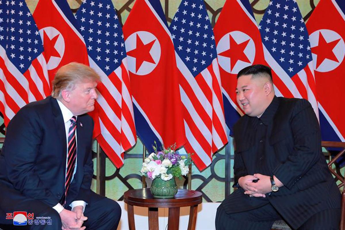 Donald Trump, Kim Jong-un, Corea del Norte, Estados Unidos, Desnuclearización en la Península,