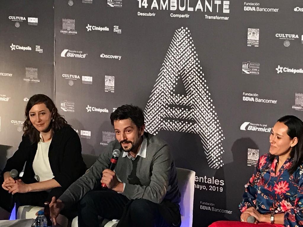 Diego Luna Ambulante