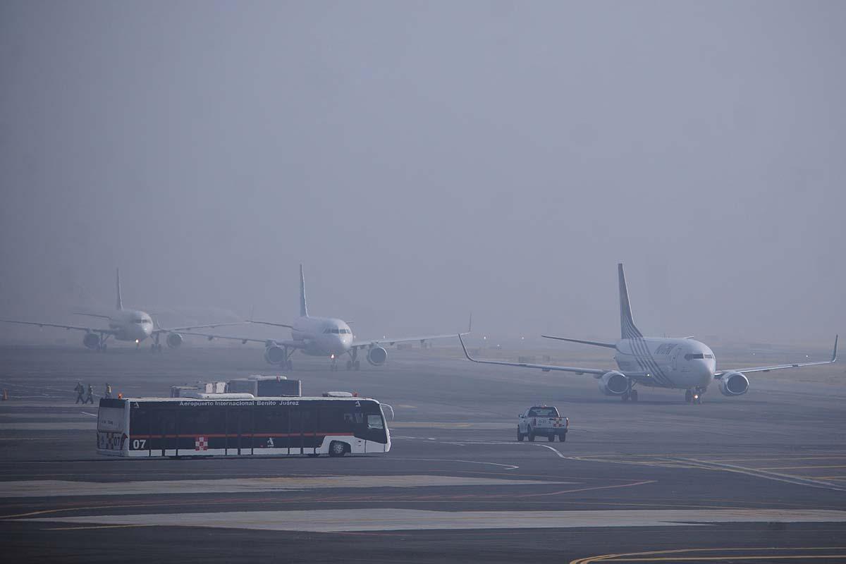 AICM, Aeropuerto capitalino, Secretaría de Comunicaciones y Transportes,