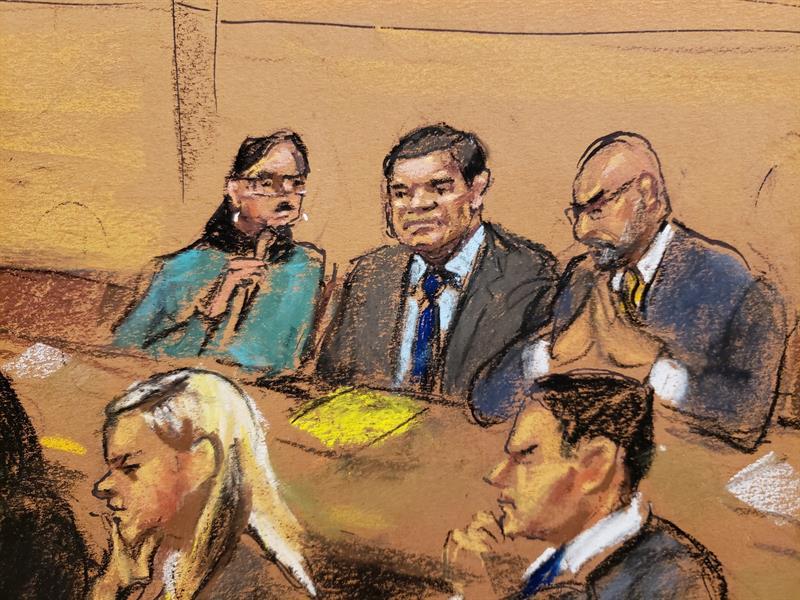 El Chapo Guzmán, Juicio, Nueva York, Emma Coronel, Veredicto, Cártel de Sinaloa,
