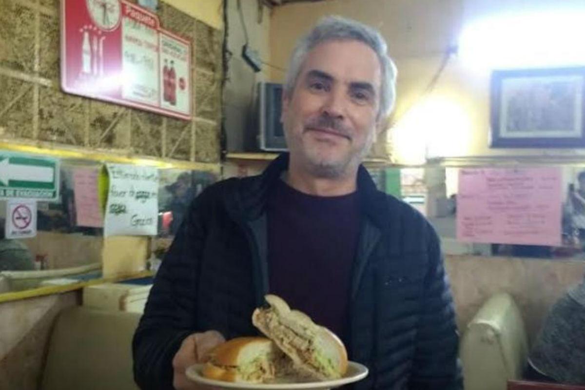 Alfonso Cuarón en La Casa del Pavo (EFE)