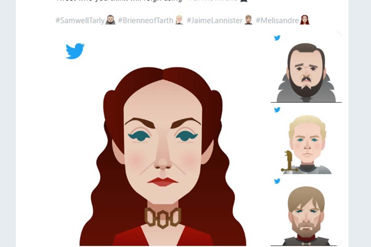 Emojis, Twitter, Game of Thrones, Twemojis,