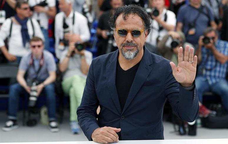González Iñárritu Cannes