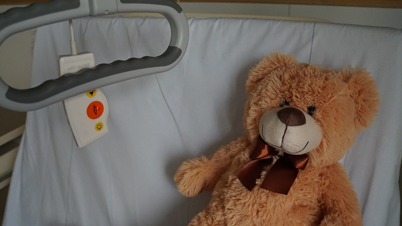 cáncer infantil, niños, hospital infantil