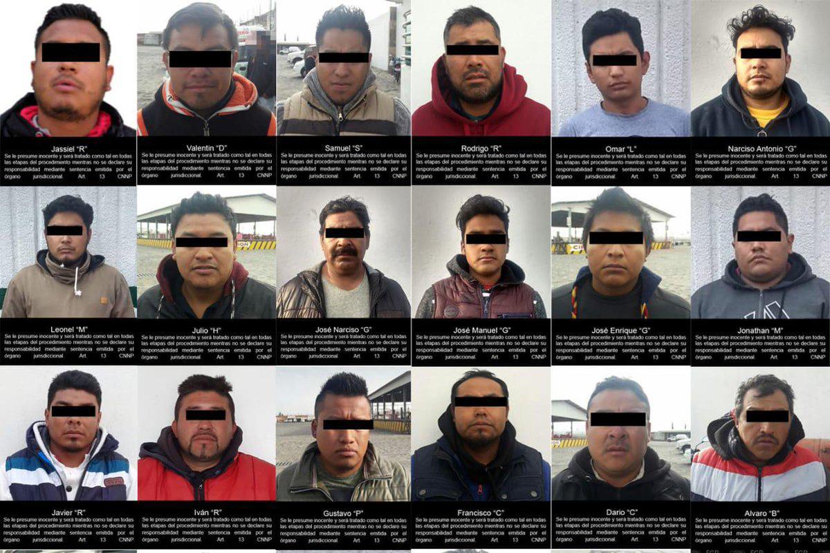 Puebla, Gas LP, pipas, tanques, detenidos,