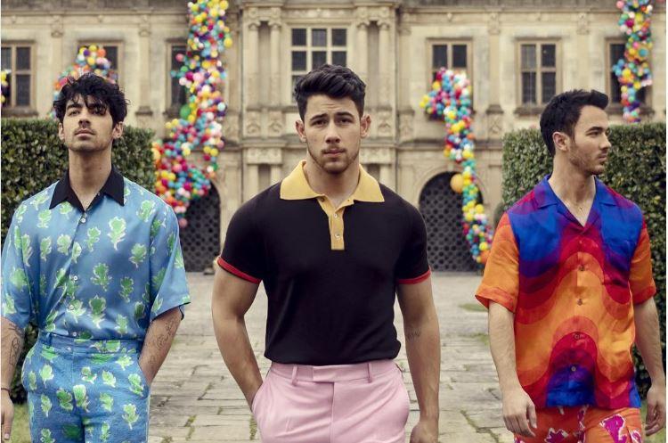 Jonas Brothers regresan con nueva canción