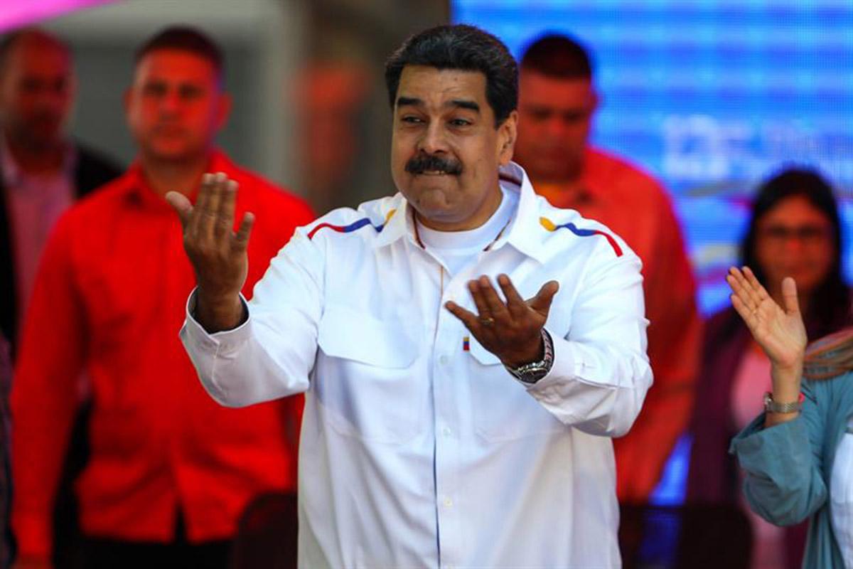 Nicolás Maduro, Venezuela, Juan Guaidó, opositor, crisis, ayuda humanitaria,