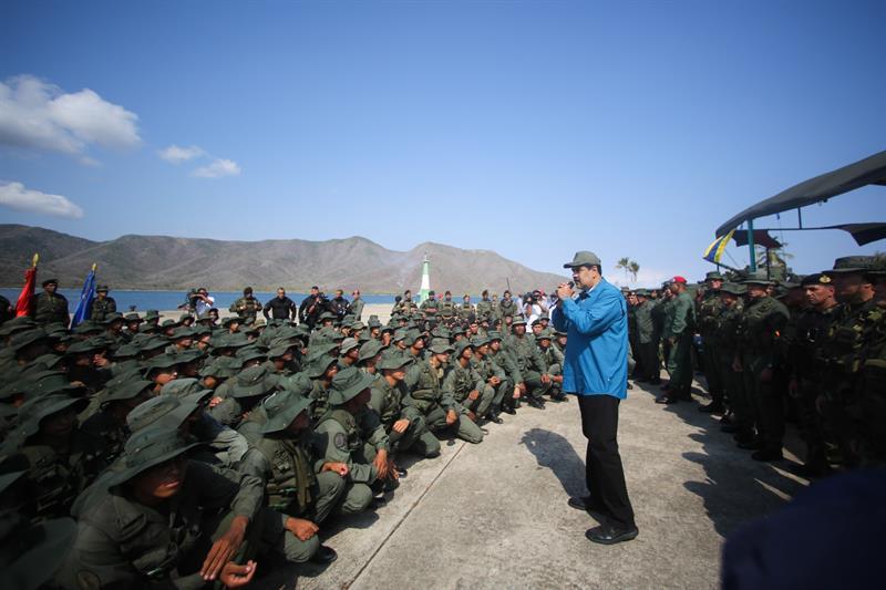 Nicolás Maduro, Venezuela, Juan Guaidó, México, Uruguay, Montevideo,