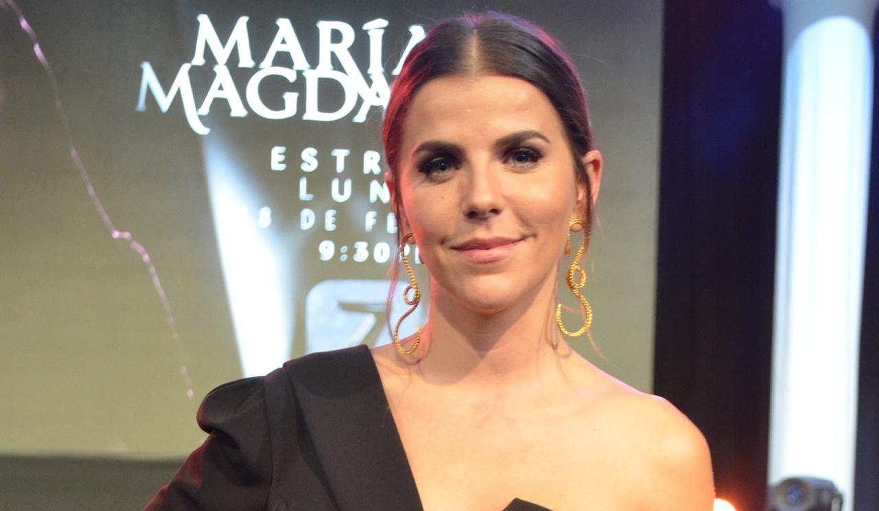 """La actriz María Fernanda Yepes es """"María Magdalena""""/Foto: Notimex"""