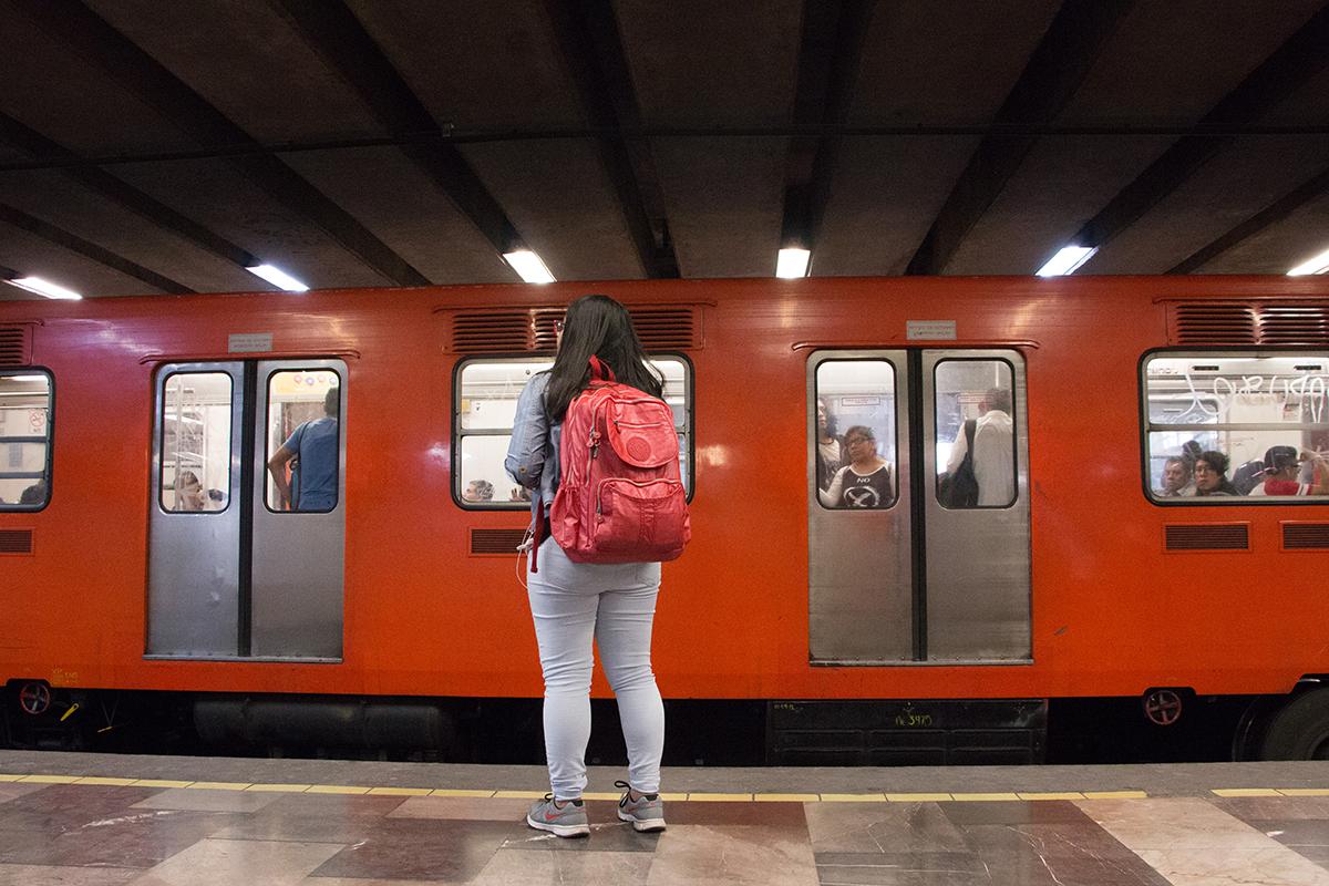 Metro, acoso, secuestro, feminicidios,
