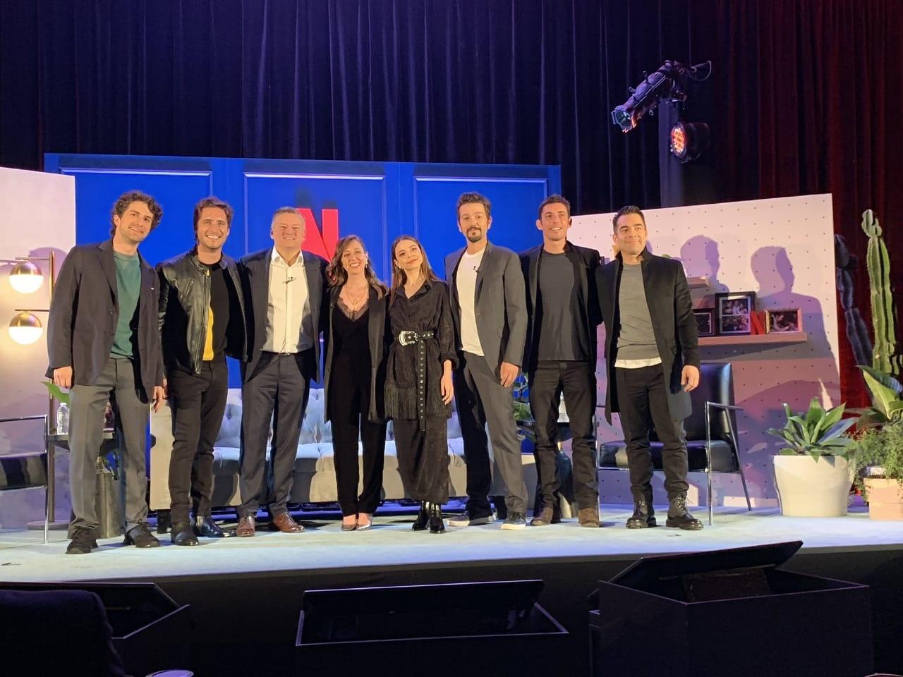 Ted Sarandos anuncia que Netflix abrirá oficinas en CDMX/Foto: Siete24