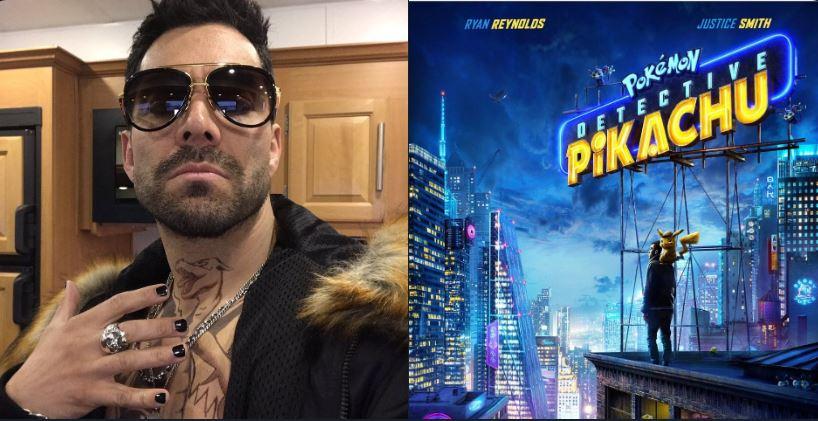 Omar chaparro detective pikachu