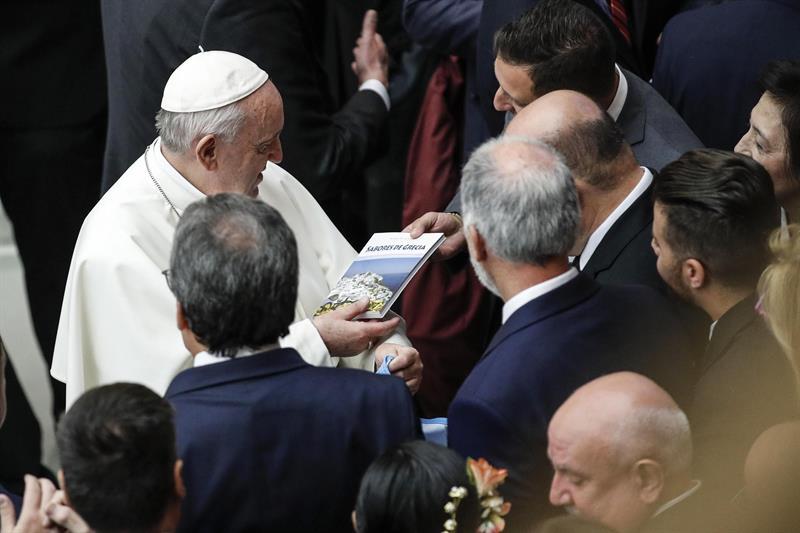Papa Francisco, Vaticano, Iglesia, perdón,