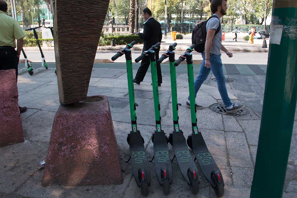 Scooter, CDMX, atropellamiento, Chapultepec,
