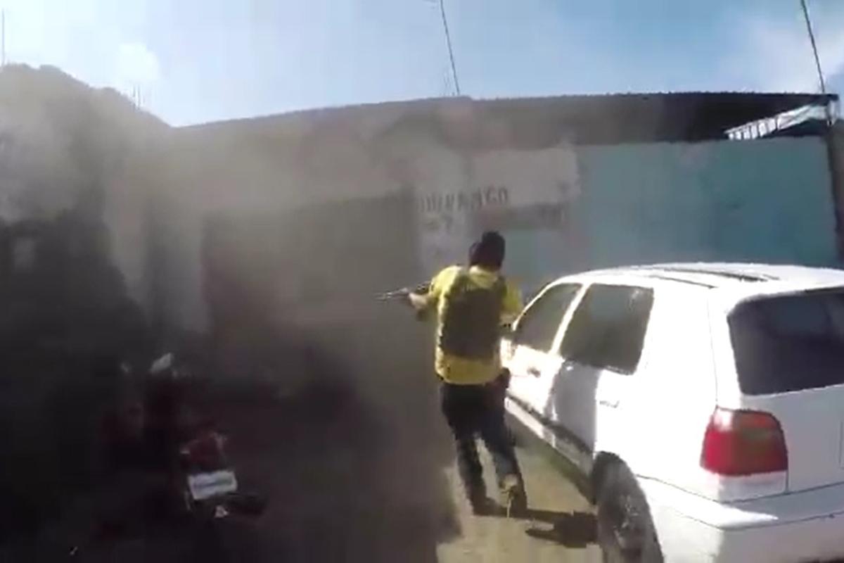 sicarios, Guanajuato, violencia, vulcanizadora, violencia, narcoejecuciones,