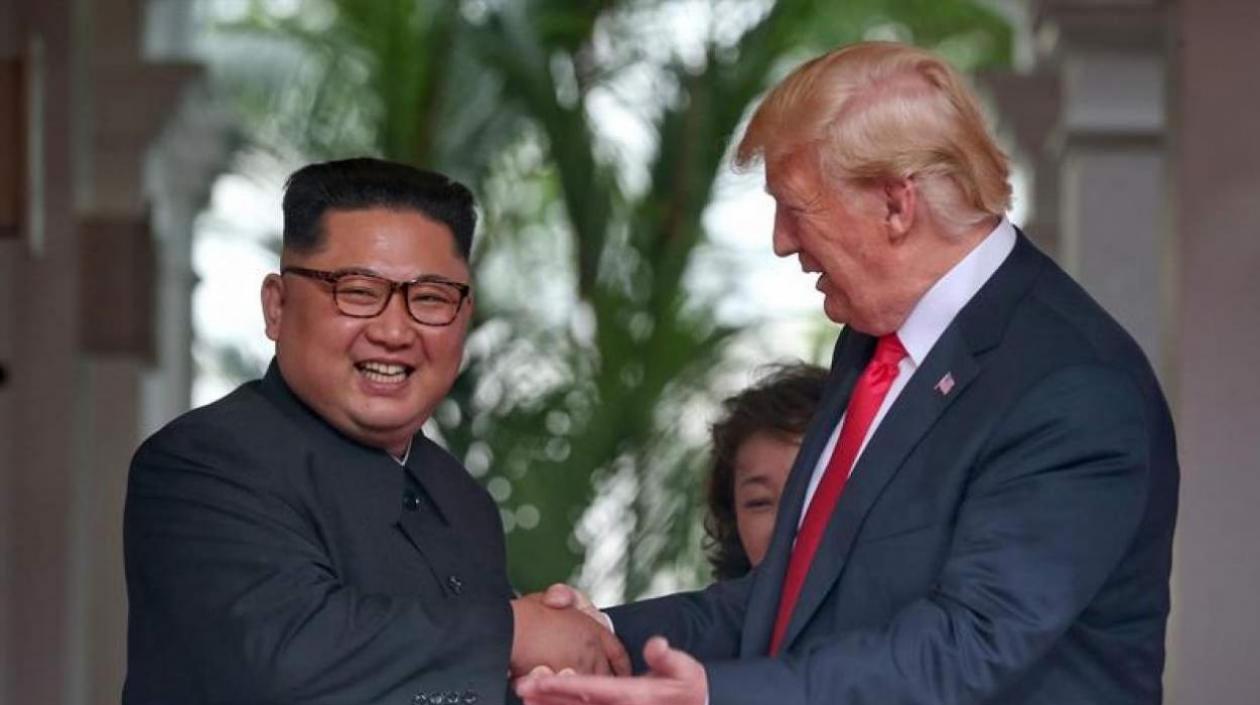 Trump, Kim, Estados Unidos, Corea del Norte