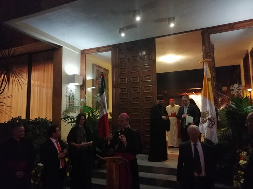 Nuncio Franco Coppola