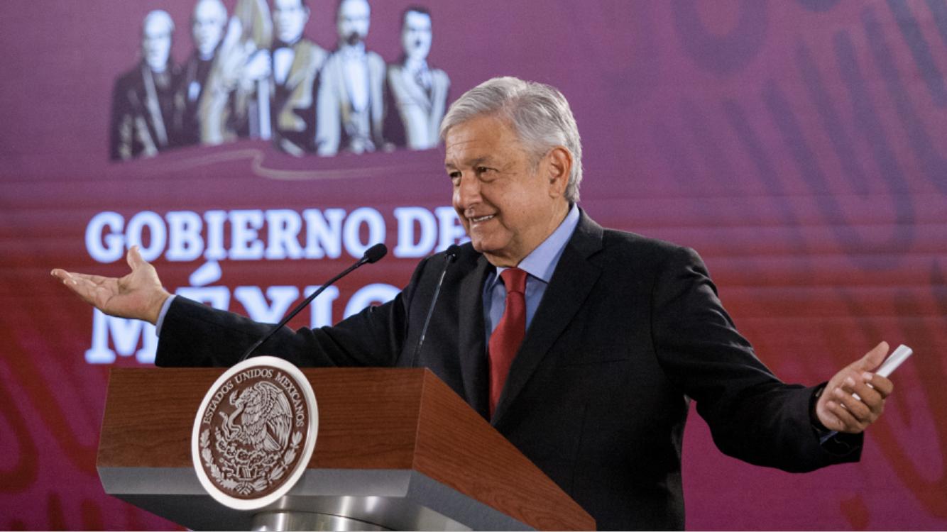 Andrés Manuel López Obrador, AMLO, España