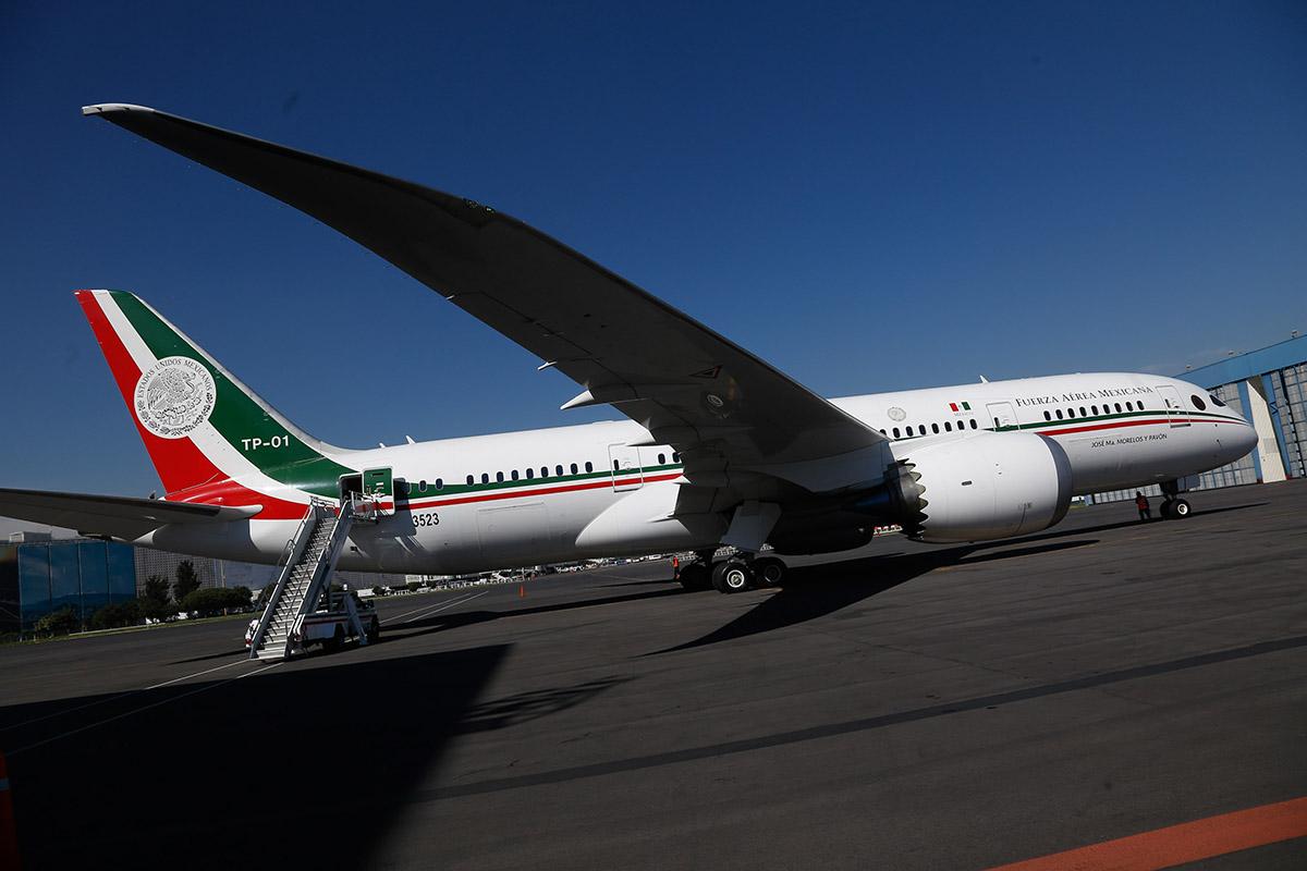 Avión presidencial, Hangar, California, Sedena, Avión presidencia, AMLO, Mañanera