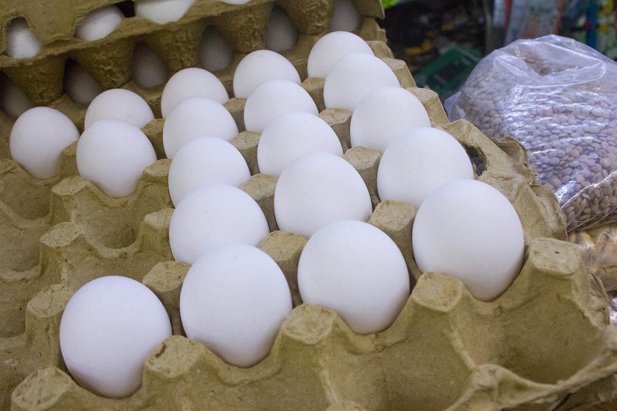 Huevo, Jitomate, precios, Profeco, Mercados,
