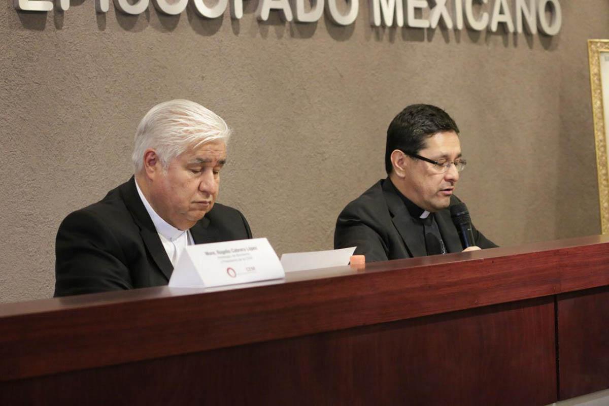 CEM, Conferencia del Episcopado Mexicano, rzobispo de Monterrey y presidente de la CEM, Rogelio Cabrera López, sacerdotes, abuso sexual, menores,
