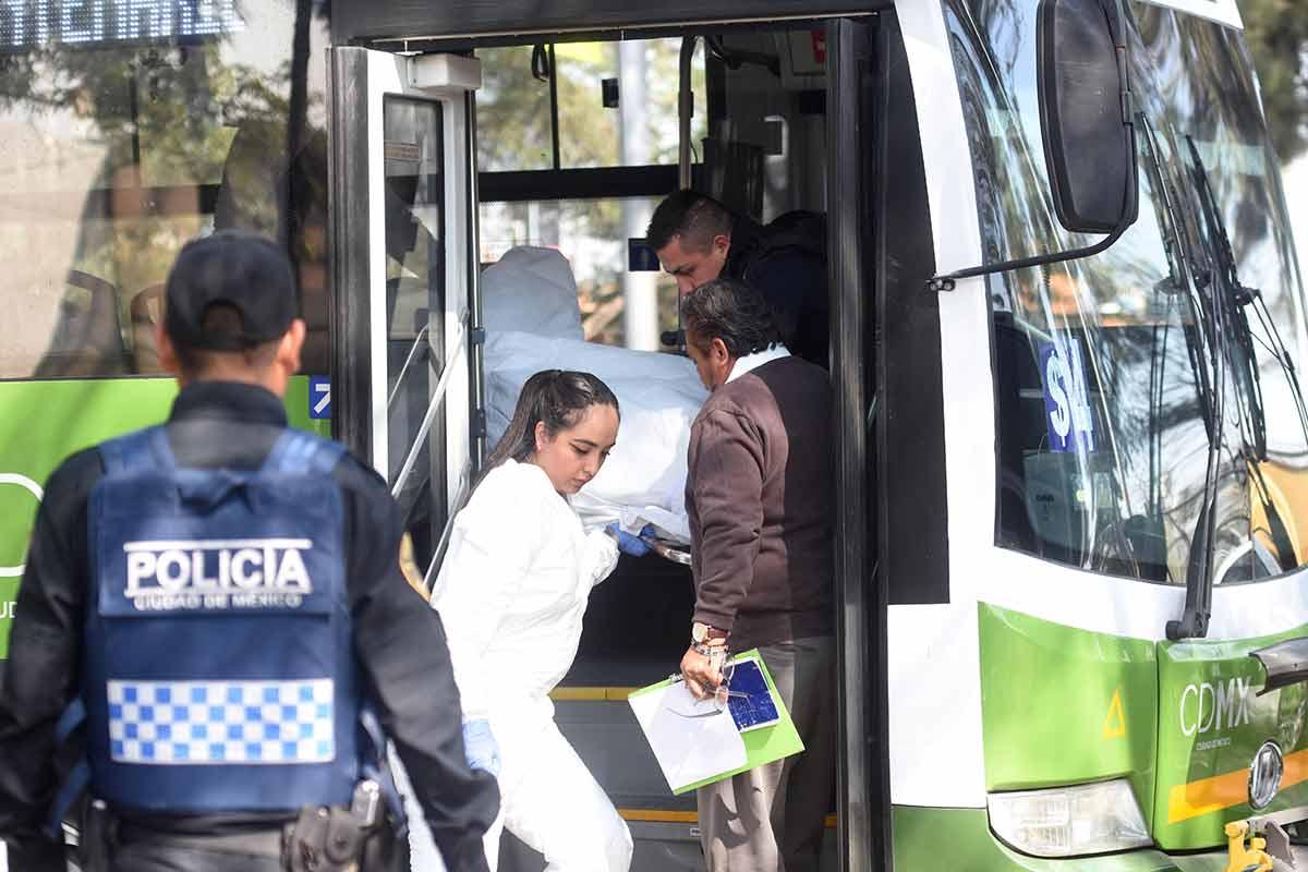 asalto, pasajeros, transporte público, Iztapalapa, Rió Churubusco, CDMX
