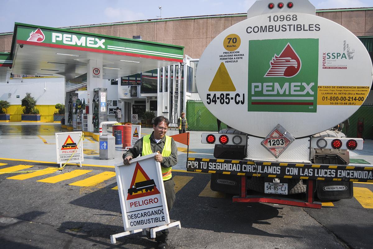Pemex, refinería, SHCP, Hacienda, combustible, gasolina,