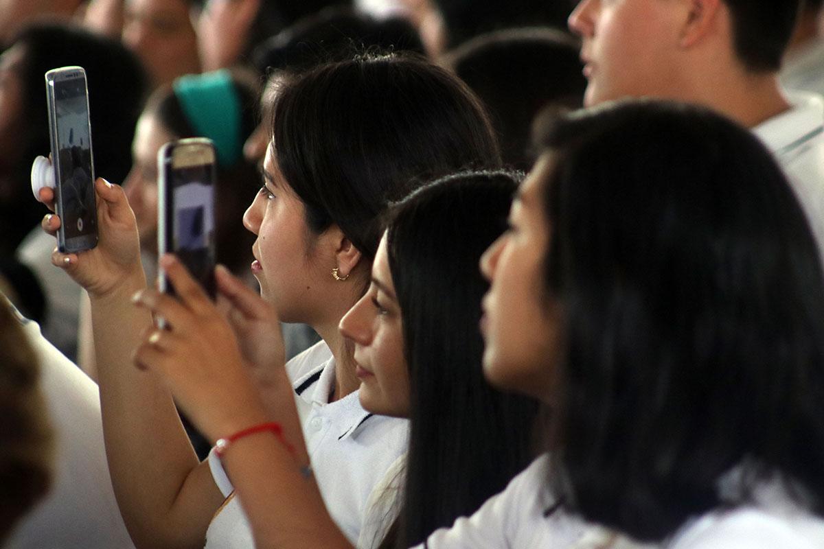 Ciberacoso, Preparatoria, violencia, Facebook, Twitter, Redes Sociales, ciberbullying,