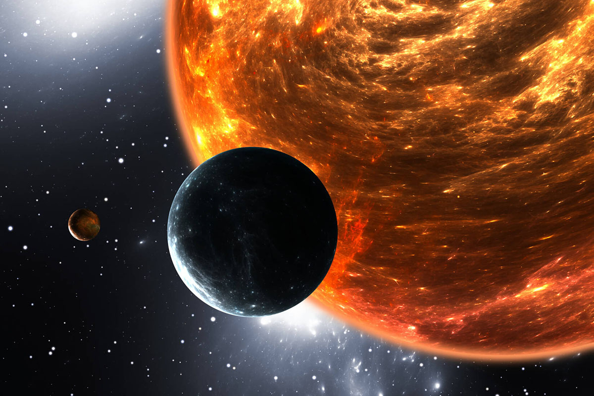 Exoplanetas, NASA, Inteligencia artificial,