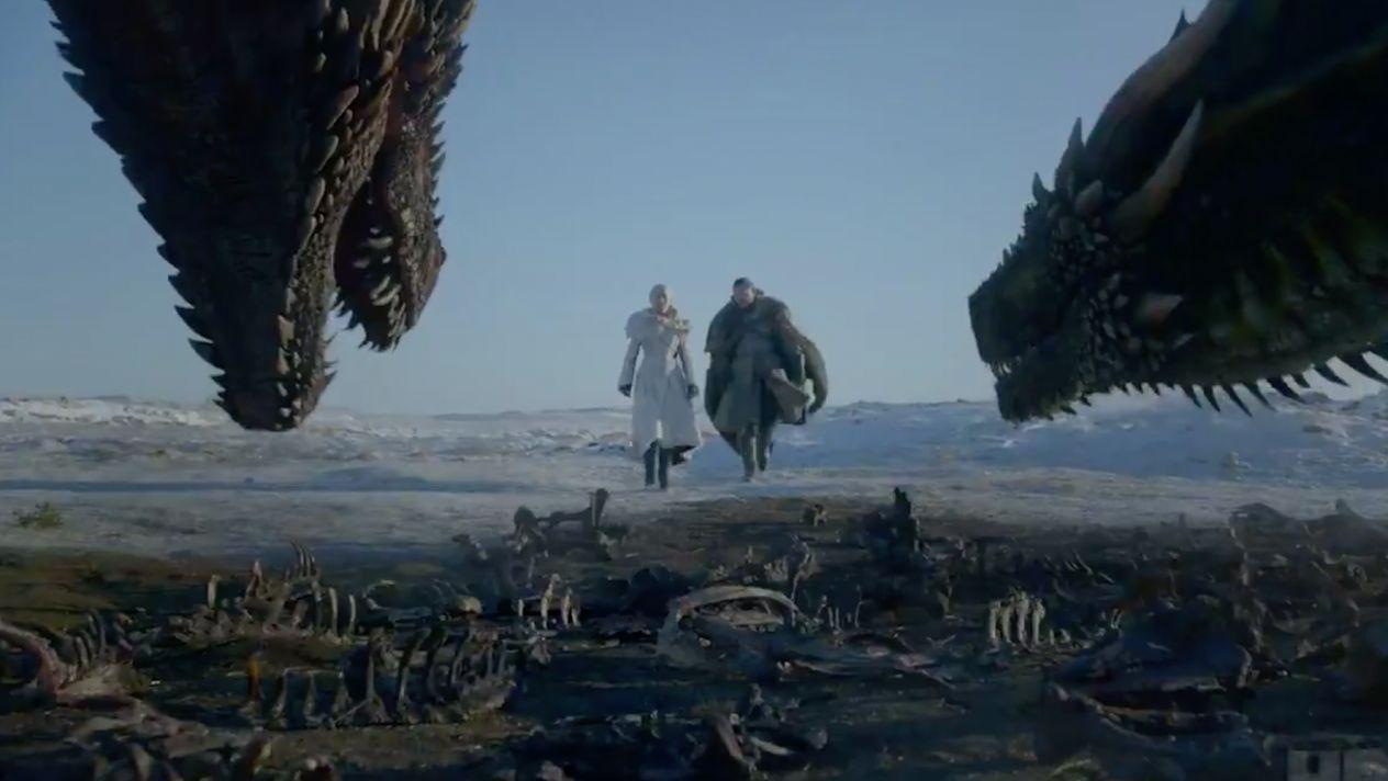 Los fans de Game of Thrones explotan pues ya salió el tráiler de la temporada final.