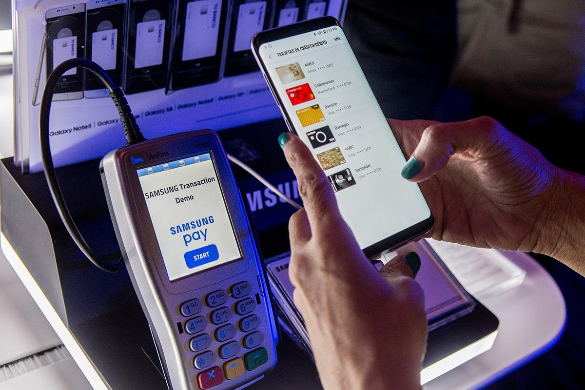 Samsung, smartphones, telefonía,