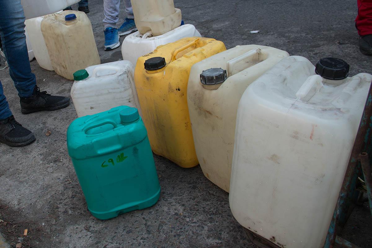 Huachicol, huachicoleros, combustible, Edomex, gasolina,
