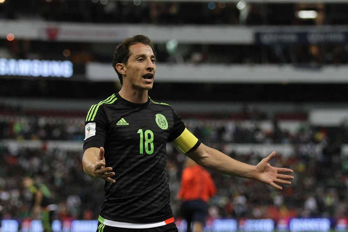 Andrés Guardado, México, Tri, Adidas