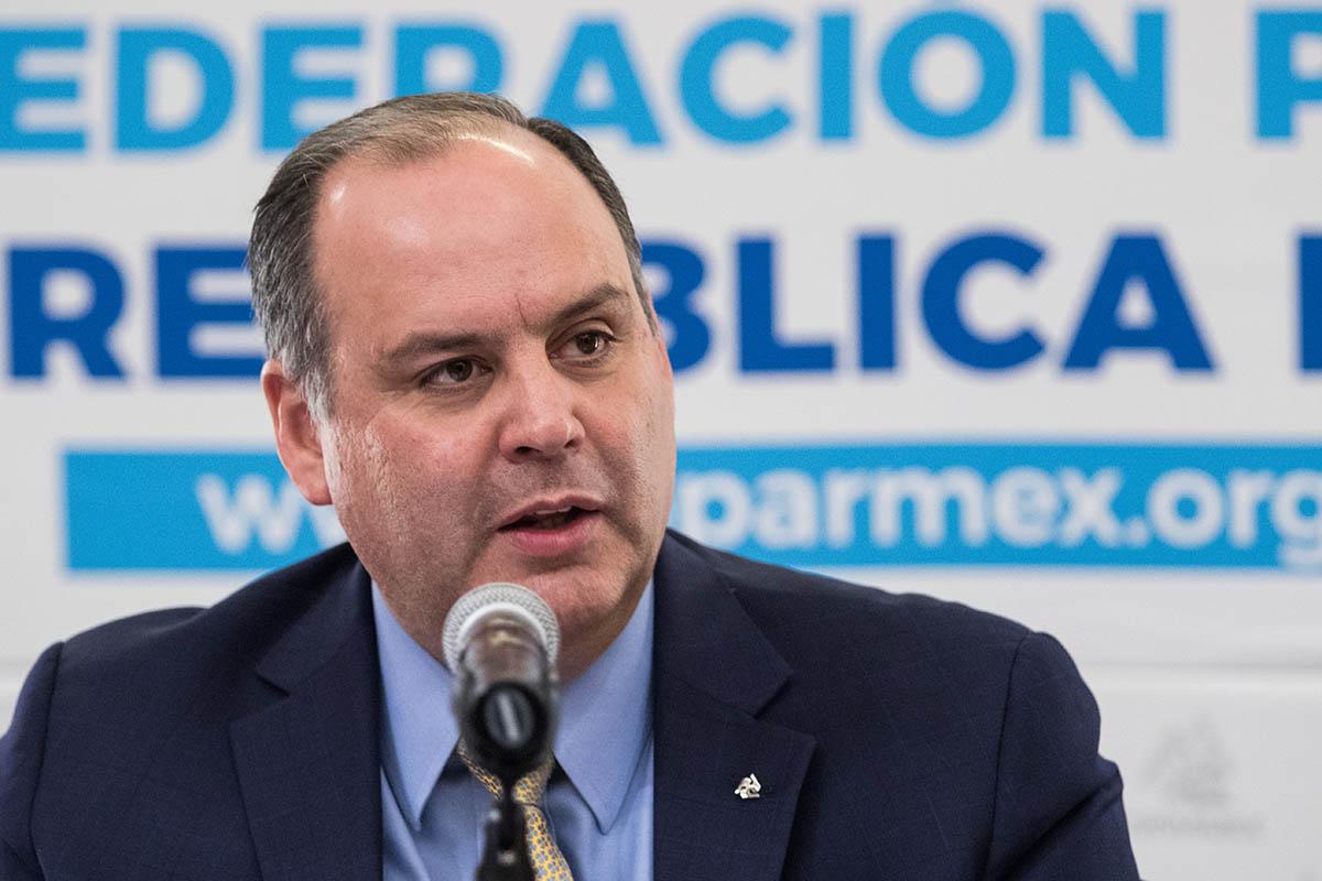 Coparmex, Gustavo de Hoyos, Revocación de Mandato, AMLO, Morena,