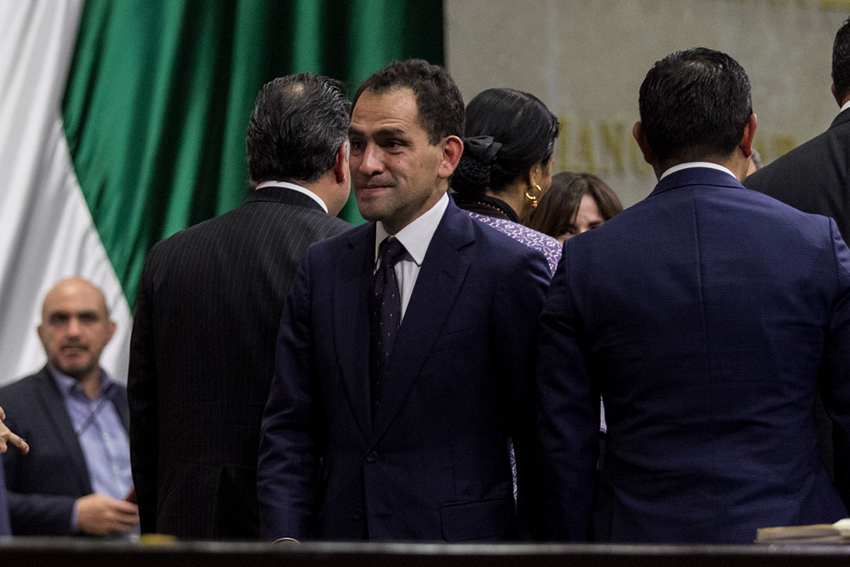 SHCP. Hacienda, presupuesto 2019, Arturo Herrera,