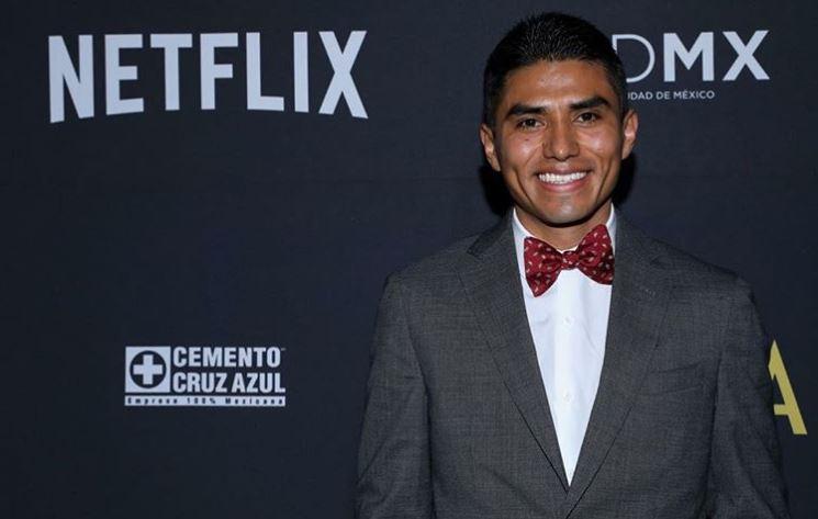Jorge Antonio Guerrero interpreta a Mario Aburto