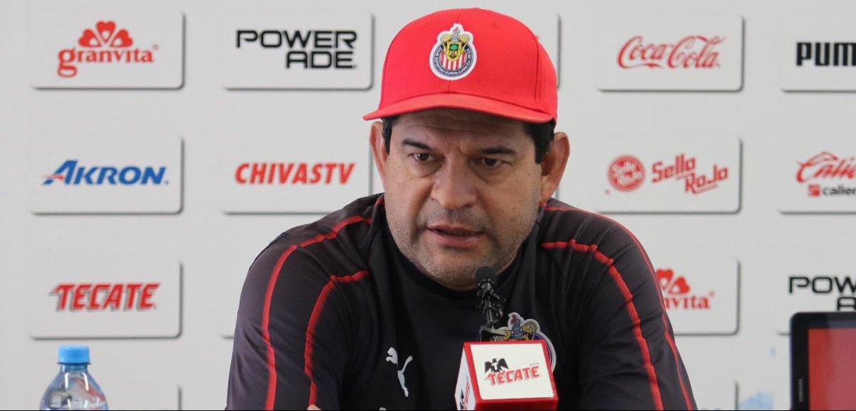 José Cardozo quedó fuera de Chivas. Foto: Twitter Chivas