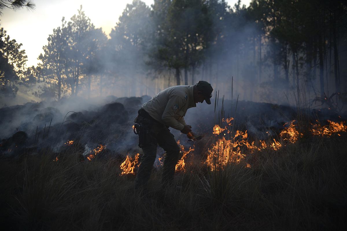 Incendio, Veracruz, Las Vigas, refugios,