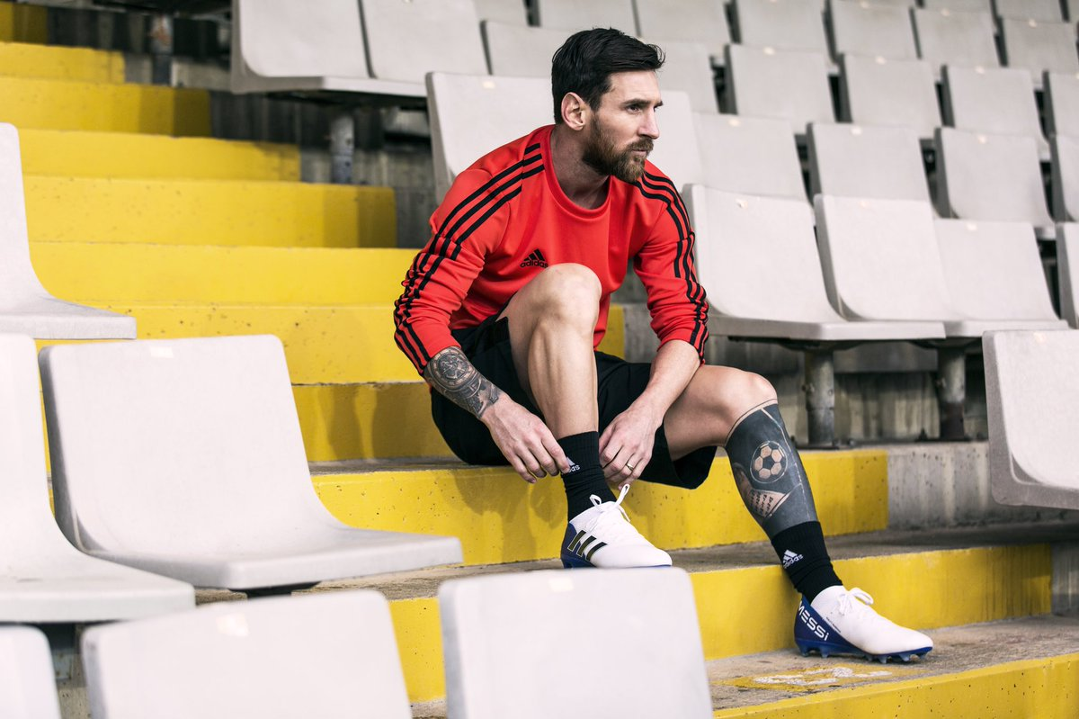 Messi dolido por las críticas en su contra. Foto: Twitter