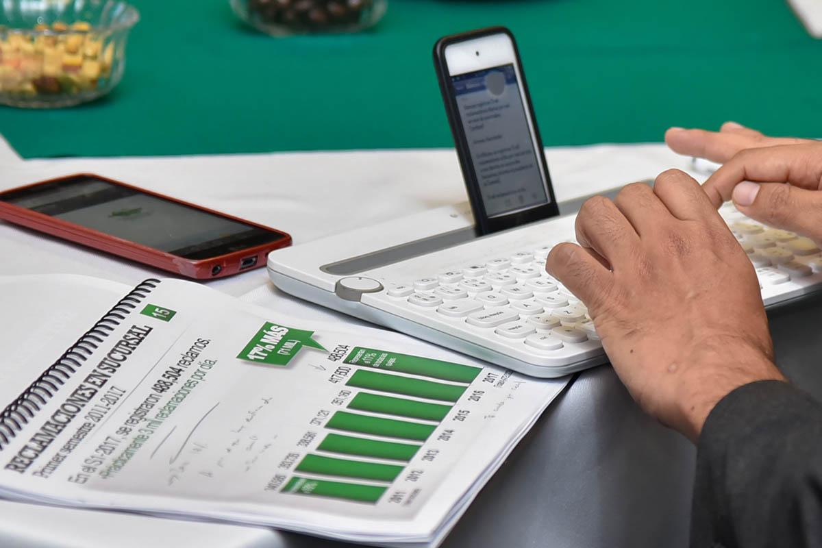 Condusef, Sucursales bancarias, Clave Bancaria Estandarizada, operaciones bancarias,