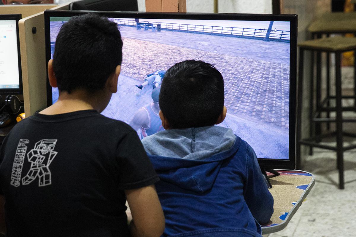 Videojuegos, menores, UNAM, estudios,