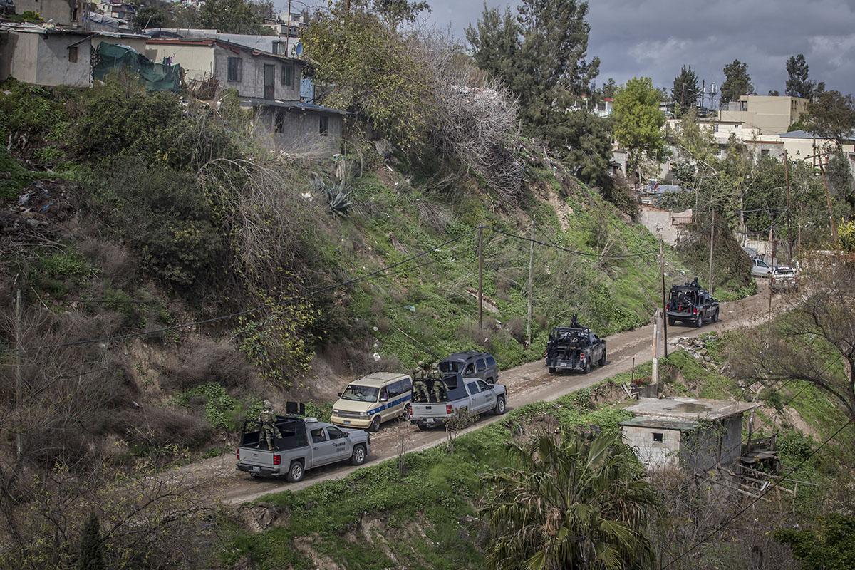 Tijuana, Seguridad, inseguridad, Guardia Nacional, ciudad más violenta, Baja California,