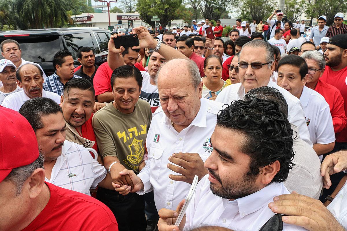Carlos Romero Deschamps, Fraude, denuncia, Petroleros, Sindicato,