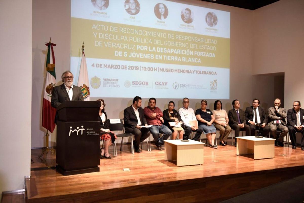 Tierra Blanca, Veracruz, desaparecidos, Alejandro Encinas, Segob, desaparecidos, víctimas,